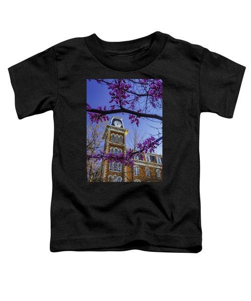 Redbud At Old Main Toddler T-Shirt