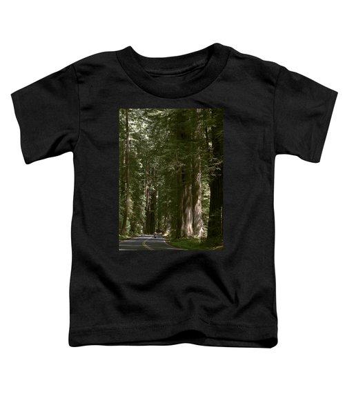 Redwood Highway Toddler T-Shirt