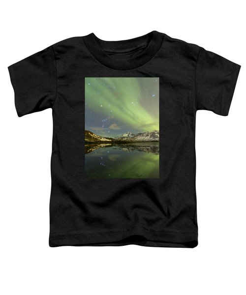 Reflected Orion Toddler T-Shirt