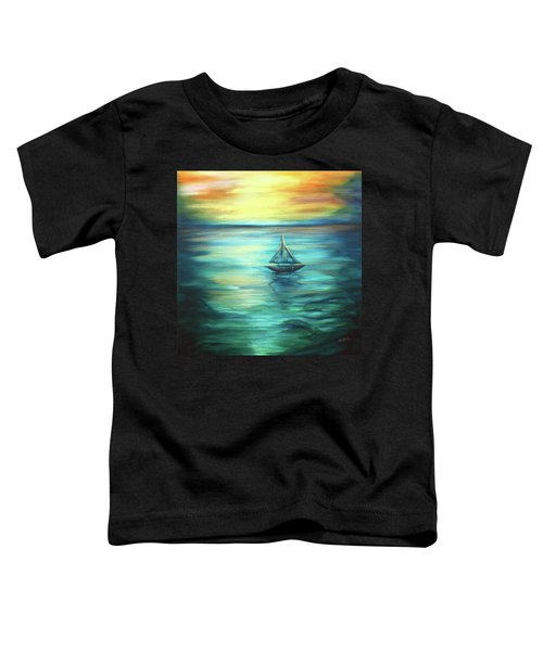 Reflections Of Peace Toddler T-Shirt
