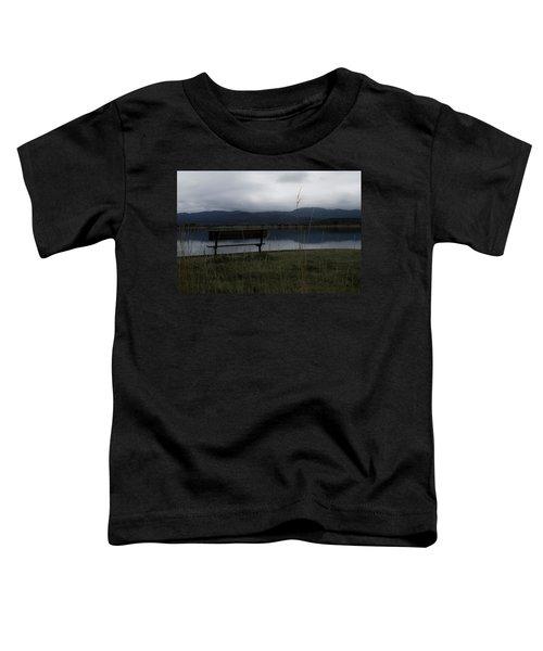 Reflective Solitude Toddler T-Shirt