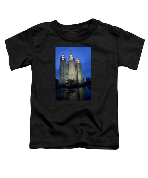 Reflective Temple Toddler T-Shirt