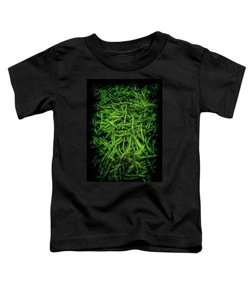 Renaissance Green Beans Toddler T-Shirt