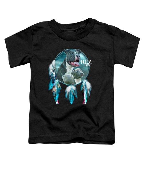 Rez Dog Cover Art Toddler T-Shirt