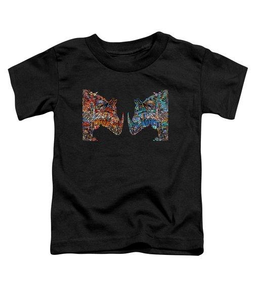 Rhino Love Organica Toddler T-Shirt