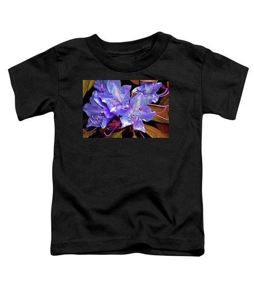 Rhododendron Glory 6 Toddler T-Shirt