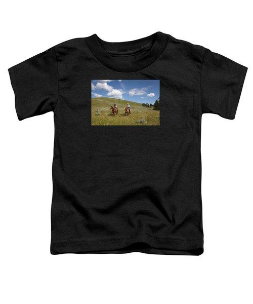 Riding Fences Toddler T-Shirt