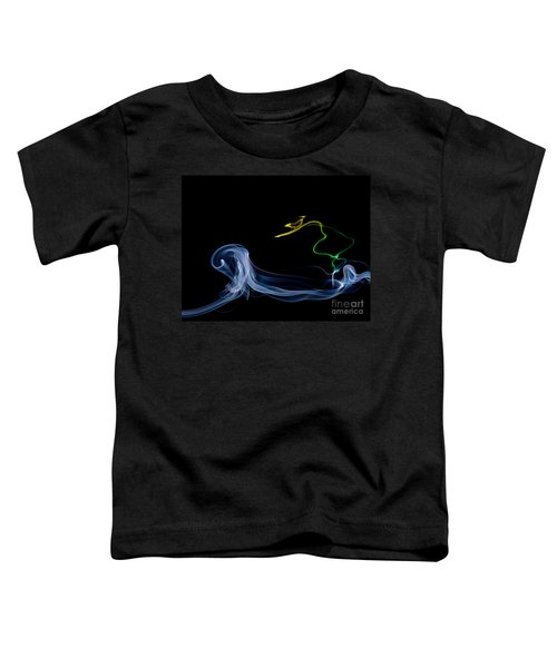 Riding The Wave Toddler T-Shirt
