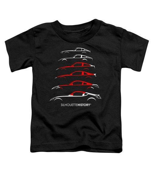 Rising Sun Zee Silhouettehistory Toddler T-Shirt