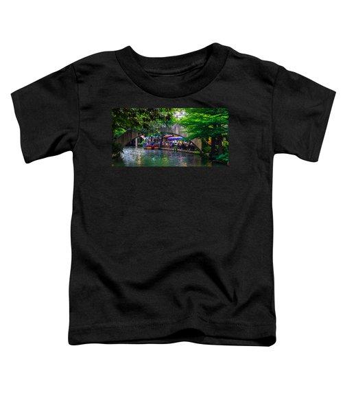 River Walk Dining Toddler T-Shirt
