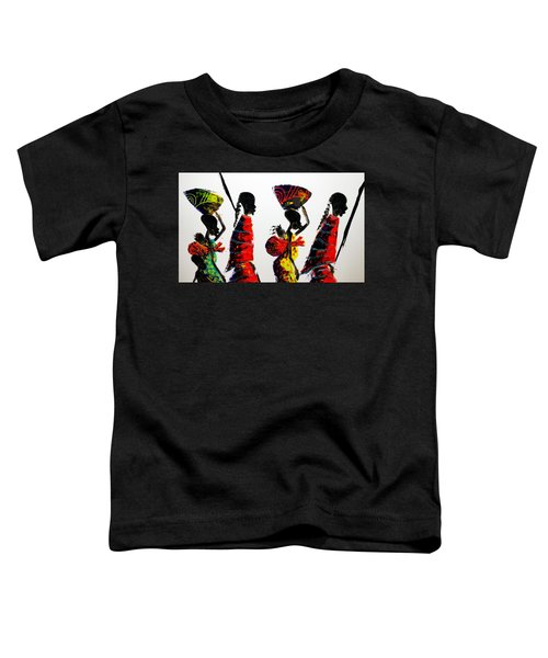 Road Trip Toddler T-Shirt