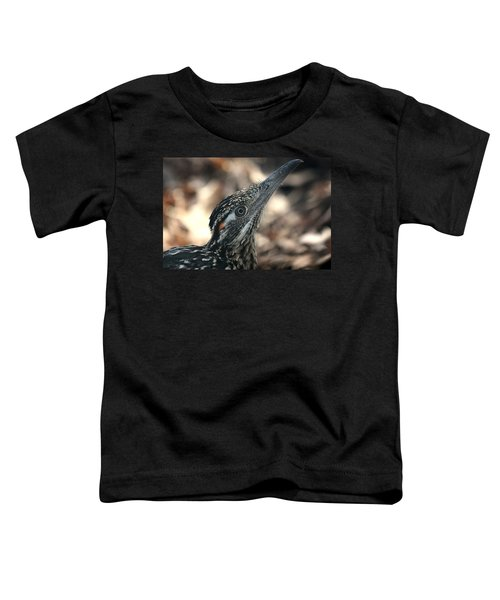 Roadrunner Close-up Toddler T-Shirt