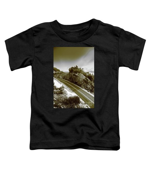 Roads Of High Dynamic Ranges Toddler T-Shirt