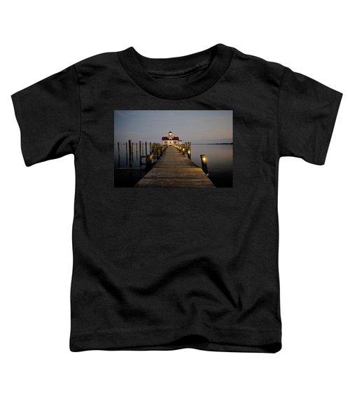 Roanoke Marshes Lighthouse Toddler T-Shirt