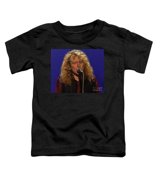 Robert Plant Collection - 4 Toddler T-Shirt