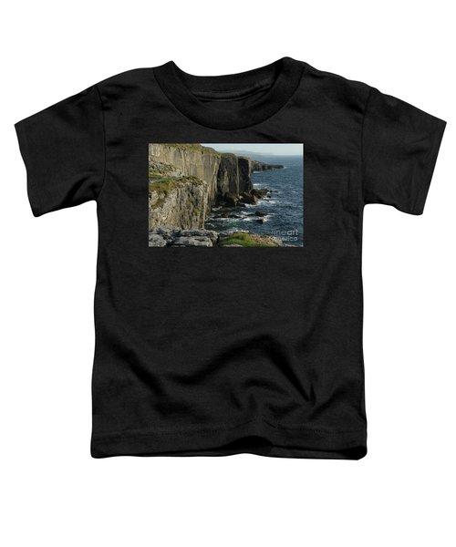Rock Climbing Burren Toddler T-Shirt