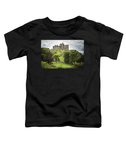 Rock Of Cashel Cashel County Tipperary Toddler T-Shirt