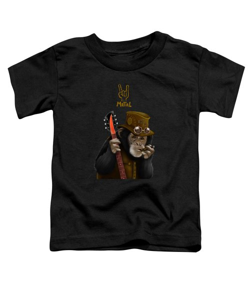 Rockers Of The Apes Toddler T-Shirt
