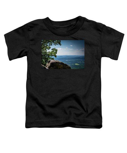 Rocky Perch Toddler T-Shirt