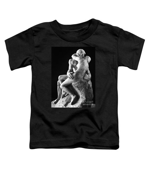 Rodin: The Kiss, 1886 Toddler T-Shirt