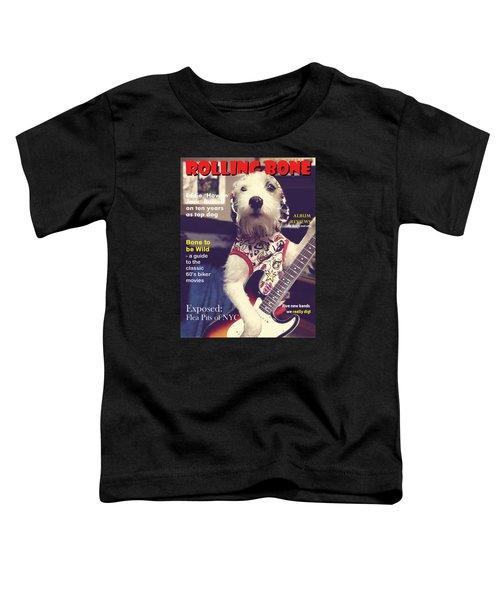Rolling Bone Magazine Toddler T-Shirt