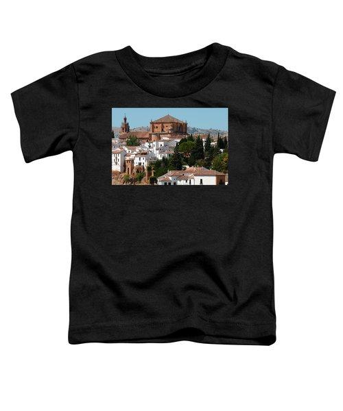 Ronda. Andalusia. Spain Toddler T-Shirt