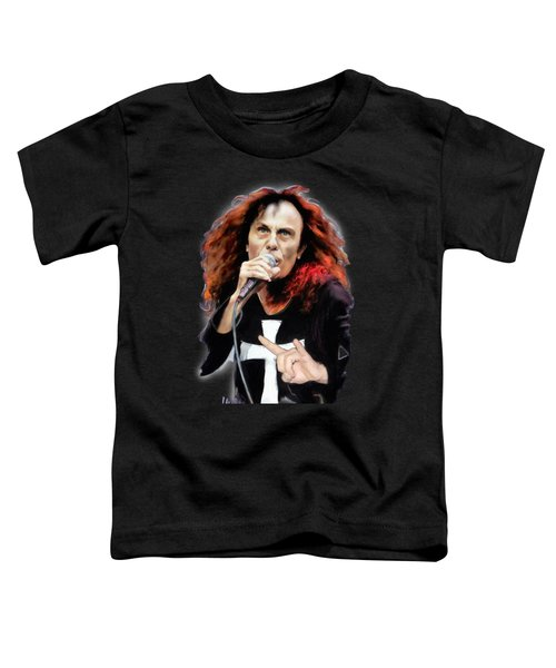 Ronnie James Dio Toddler T-Shirt