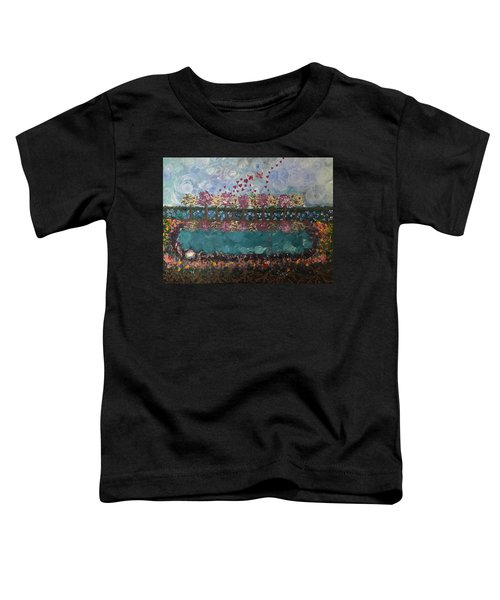 Roots And Wings Toddler T-Shirt