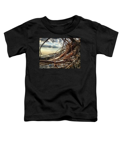 Roots Toddler T-Shirt