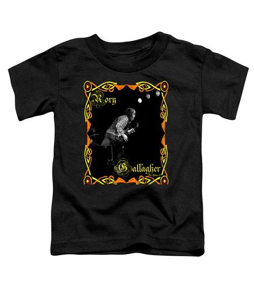 Shirt Design #1 With Text Toddler T-Shirt