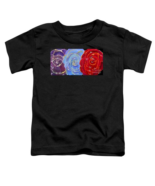 Rose Medley Toddler T-Shirt