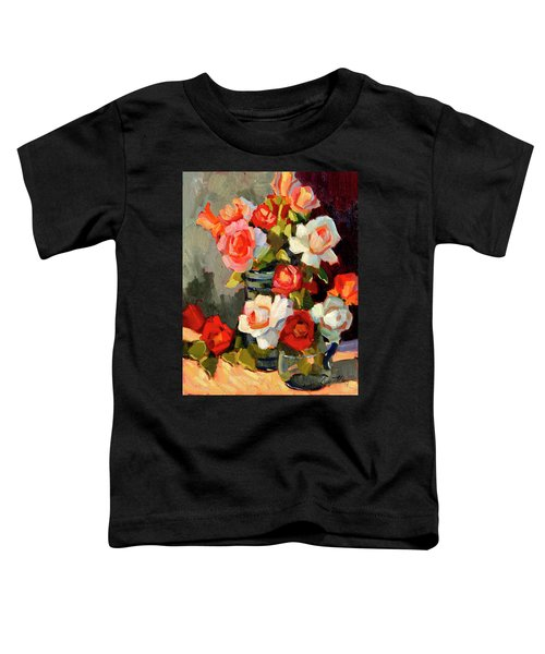Roses From My Garden Toddler T-Shirt