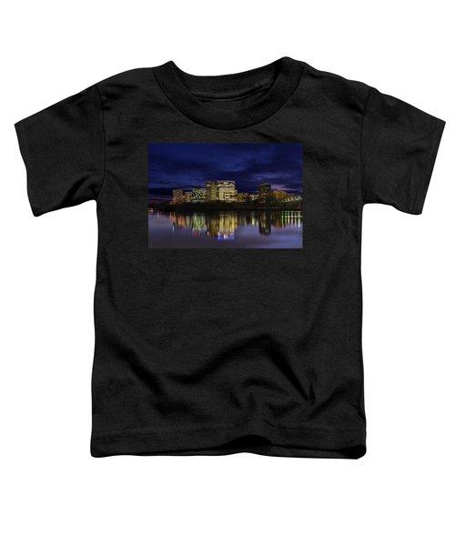 Rosslyn Skyline Toddler T-Shirt