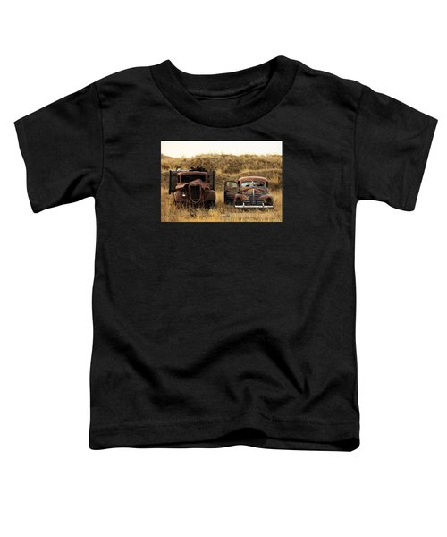 Rotting Jalopies Toddler T-Shirt