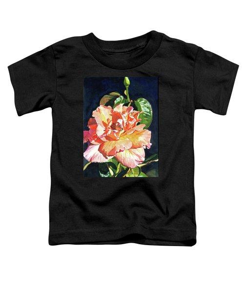 Royal Rose Toddler T-Shirt