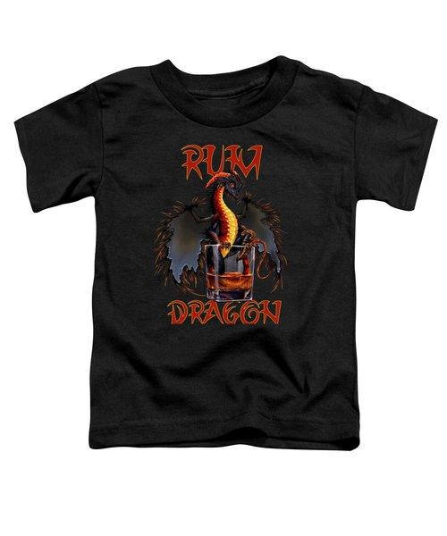 Rum Dragon Toddler T-Shirt