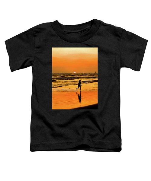 Run To The Sun Toddler T-Shirt