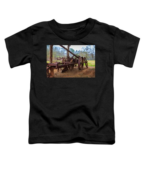 Rusty Farming Toddler T-Shirt