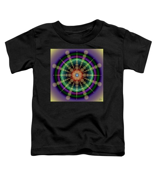 Sacred Geometry 652 Toddler T-Shirt
