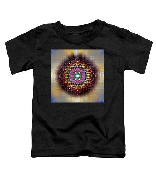 Sacred Geometry 657 Toddler T-Shirt