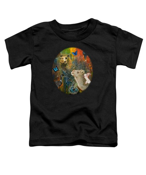 Sacred Journey Toddler T-Shirt