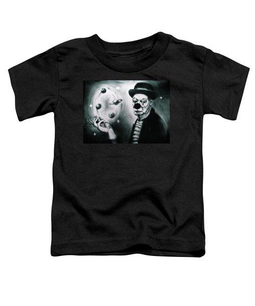 Sadness Of Creator Toddler T-Shirt