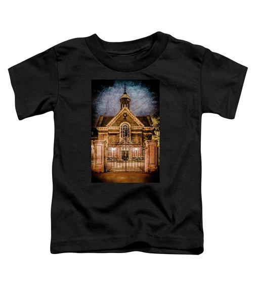 Oxford, England - Saint Hugh's Toddler T-Shirt