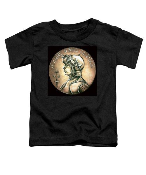 Saint Joan Of Arc Toddler T-Shirt