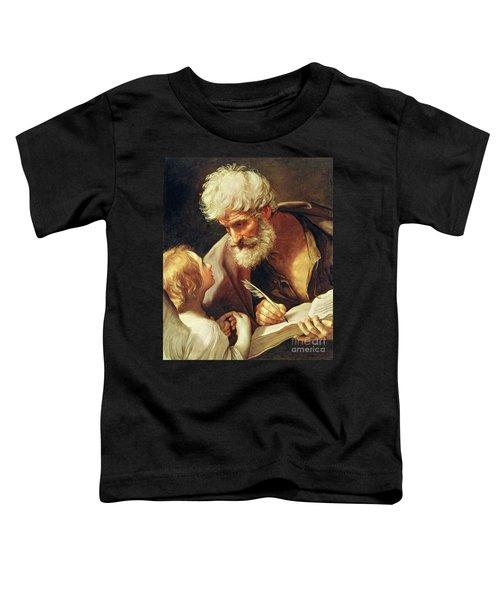 Saint Matthew Toddler T-Shirt