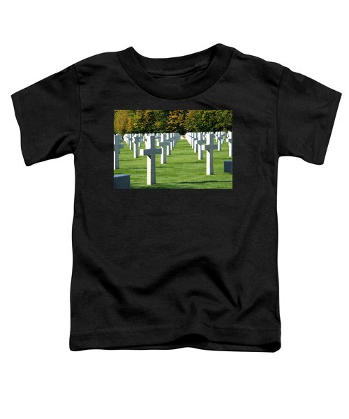Saint Mihiel American Cemetery Toddler T-Shirt