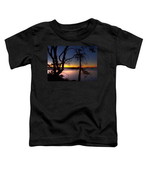 Salish Sunrise Toddler T-Shirt