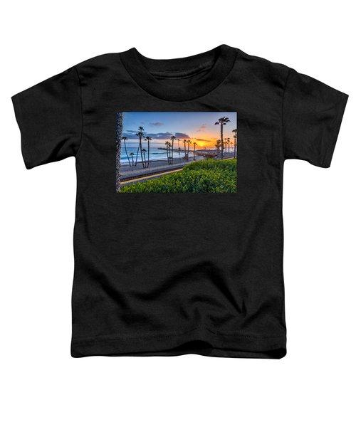 San Clemente Toddler T-Shirt