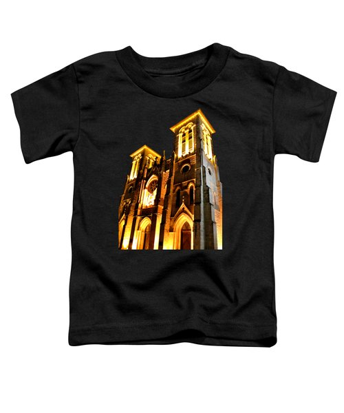 San Fernando Cathedral Toddler T-Shirt