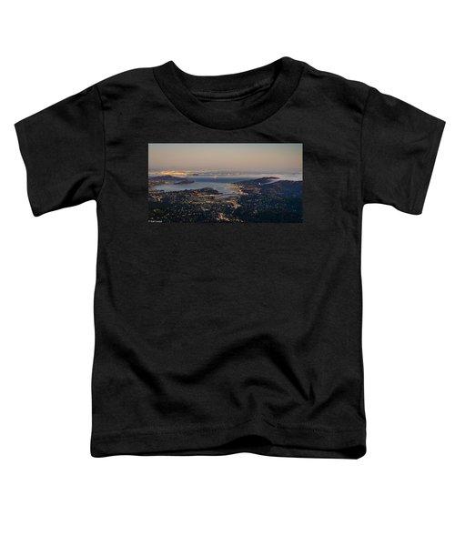 San Francisco Bay Area Toddler T-Shirt